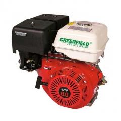 Двигатель Greenfield GF 173F (GX240)