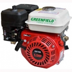 Двигатель мотоблока каскад Greenfield GF 168F400