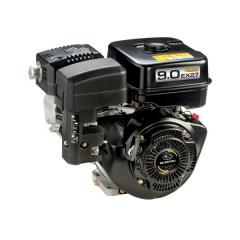 Мотоблок Нева мб 1 двигатель Subaru Robin EX27D