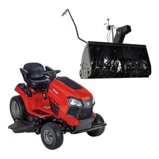 Садовый трактор Craftsman 20401 + роторный снегоуборщик 24837