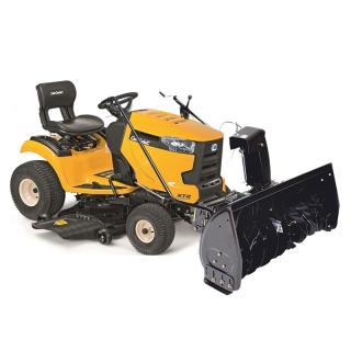 Снегоуборочный трактор Cub Cadet XT2 PR95 + снегоотбрасыватель