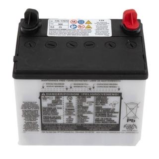 Аккумулятор для садового трактора Cub Cadet (Куб Кадет)