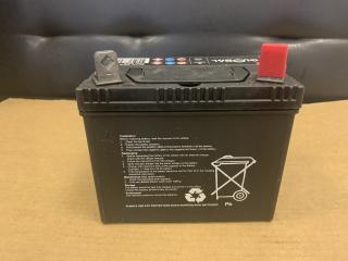 Аккумулятор для садового райдера Stiga (Стига)