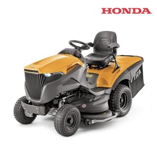 Профессиональный садовый трактор Stiga Estate Pro 9122 XWSY 4WD (полный привод)